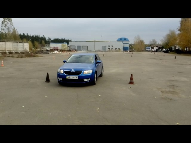 Школа совершенствования вождения