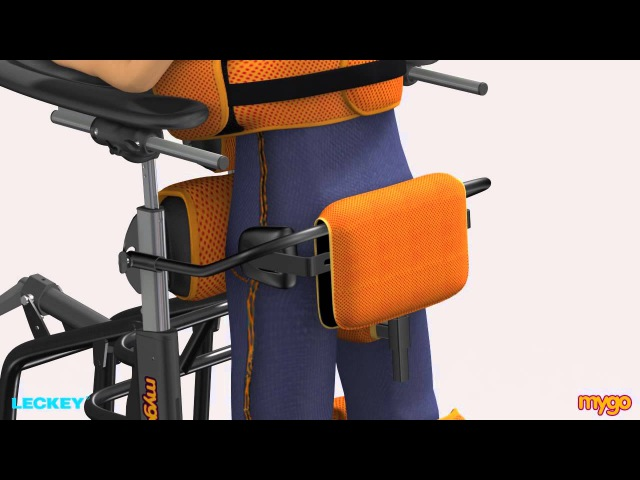Mobility Equipment - Leckey Mygo Stander - Videos 1 - 4 Combined