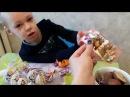 Kinder Surprise открываем Маша и медведь, видео для детей