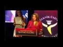 Aslı Enver Yılın Kadın Tiyatrocusu ödülü
