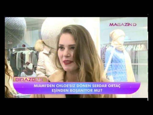 Murat Boz'un Sevgilis Aslı Enver Aslında Çok Utangaçmış / Magazin D