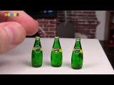 DIY Perrier Style Miniature Mineral Water (Fake food)