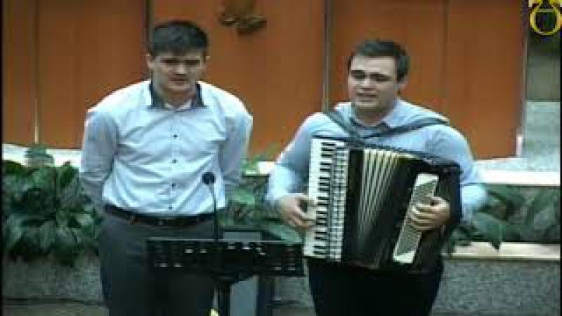 Ilie Puha si Baietii - Colaj cu muzica crestina video