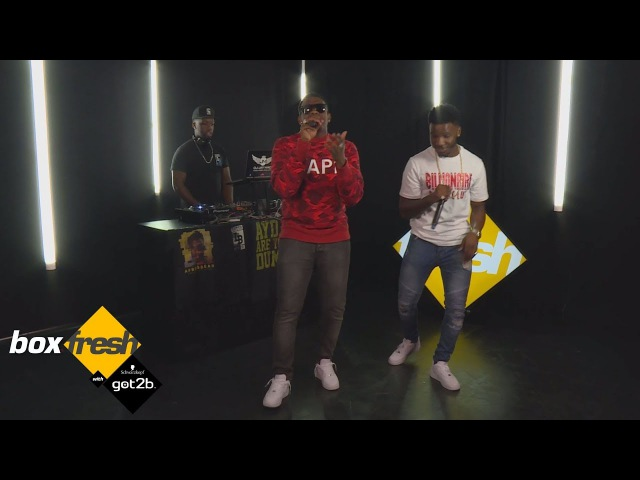 Lotto Boyzz - Full Live Session | Fresh On Fridays with got2b