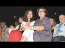 ¡Berguzar Korel y su madre estaban presentes en el concerto de Tarkan!