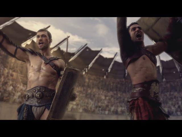 Спартак:Кровь и Песок Битва с Феоклом часть 1 (Слишком просто)