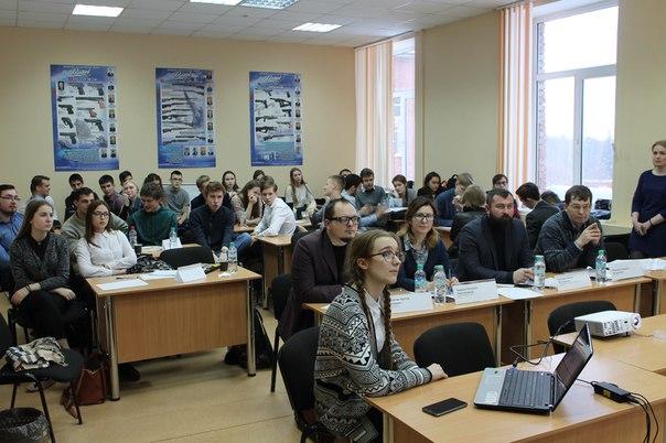 В Ижевске прошел региональный этап всероссийского чемпионата по делово