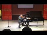 В. А. Моцарт, Адажио. Исполняет Михаил Гантварг.