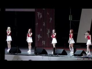 160928 Red Velvet - Fool @ Cheonan World Dance Festival