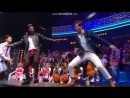 Wild ripperz Dance performance . Raghav Juyal comedian .