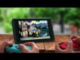 Линейка игр Nintendo Switch