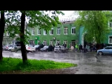Задержание на митинге против коррупции 12. 06
