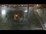 Эксклюзив! Камеры видеонаблюдения сняли попытку похитить цветы с площади Памяти