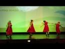 танец Моя Россия на гала концерте экофестиваля в г. Голицыно