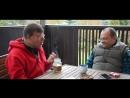 Лаврентий Августович и его помощник Шурка обсуждают тонкости предвыборного процесса