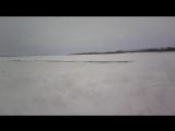 Прогулки по зимней набережной