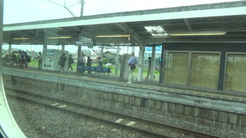 Япония-тур 2 Токио-Ивама (ст.Асакуса-Цукуба, ст.Кита-Сендзю, JR Joban Line)