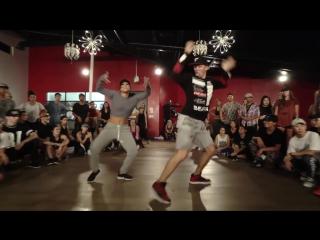 Matt steffanina choreography   dj snake ft. j. bieber - let me love you
