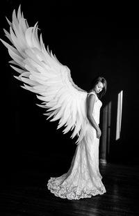 ангелов с крыльями фото
