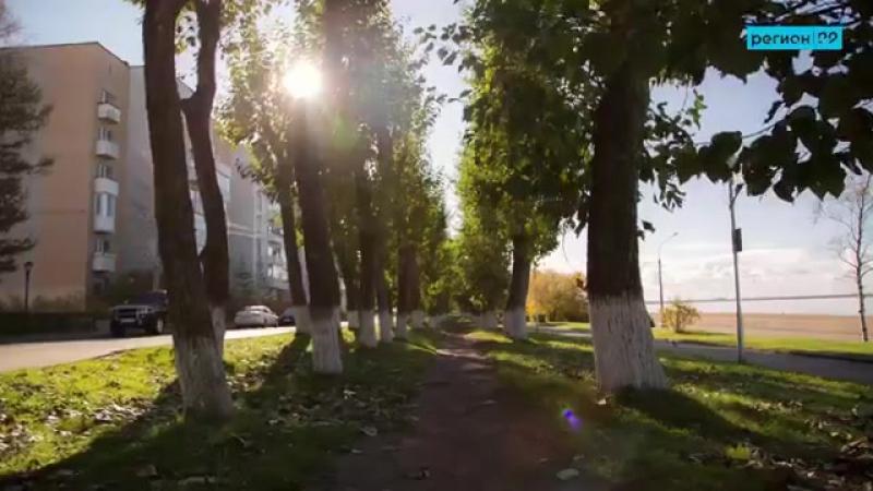 Осень в Архангельске 2017