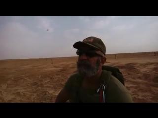 Последнее прижизненное видео генерала Иссама Захреддина