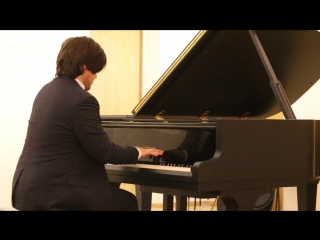 Beliak Dmitrii plays F. Chopin Etude op. 10 4