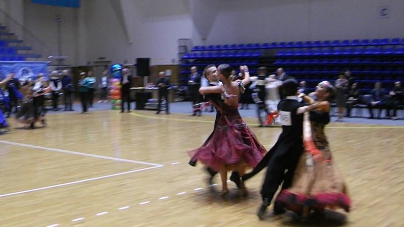 Prolisok Cup-2017, квикстеп