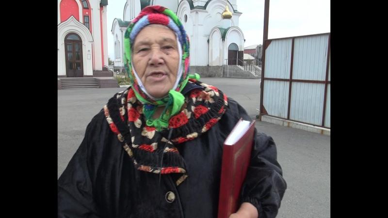 Кызылчанка поздравила жителей Тувы с православным праздником