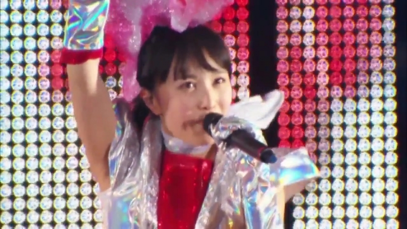 Momoiro Clover Z - Rodou Sanka [ National Olympic Stadium Never Ending Adventure Cut]