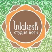 """Логотип Студия йоги """"Inlakesh"""" / Йога Тюмень"""