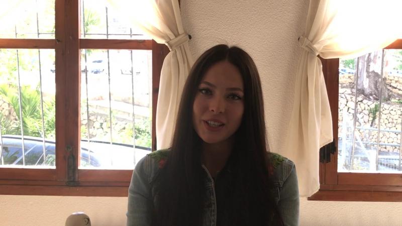 Видео обращение Юлии Алиповой