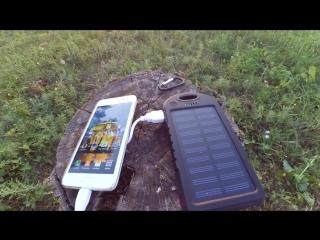 Портативное зарядное устройство PowerBank