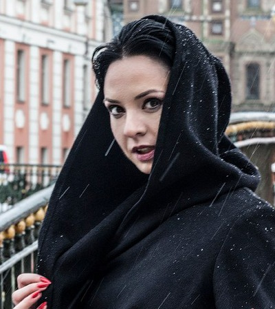 Ксения Виноградова