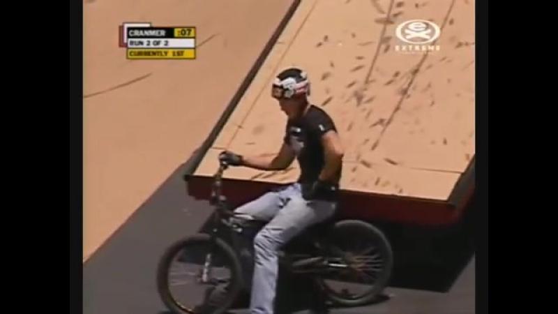 X Games 2006 BMX Park - Scotty Cranmer