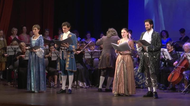 Rossini. Petite messe solennelle 8. Credo in unum Deum. ТСМ, 23.12.2016