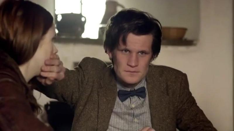 отрывок из 5 сезона 6 серии Доктора кто