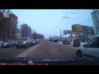 В Смоленске поступок настоящего мужчины попал на видео
