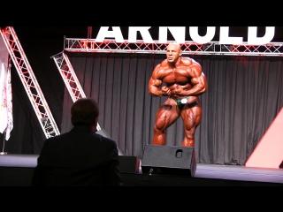 Arnold Classic Europe 2017 - Big Ramy Posing