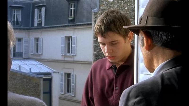 Нестор Бурма Паника в святом Патрике Франция Детектив 1998