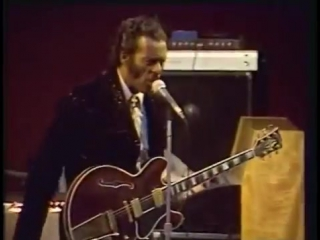 Chuck Berry in Ladner BC 1981