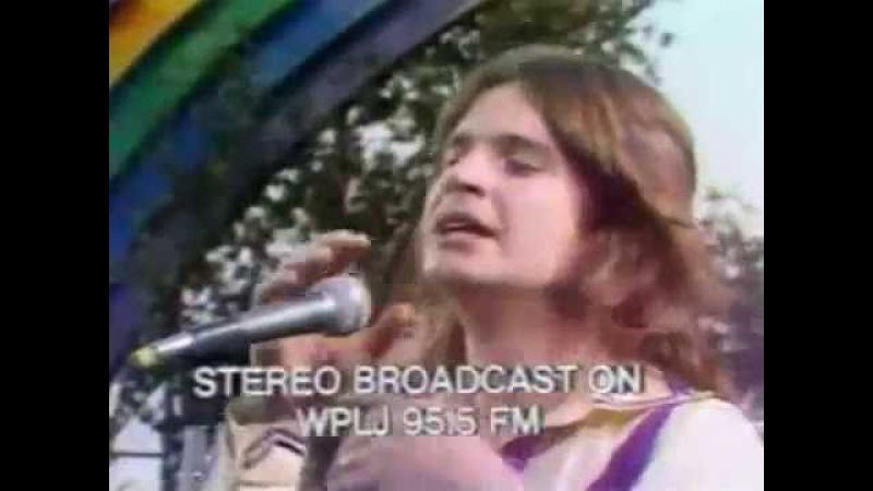 Black Sabbath at California Jam COLOUR CORRECT A R 4 SONGS