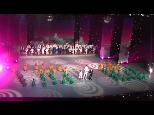 Це буде Народний хореографічний колектив Оксамит Палац Україна