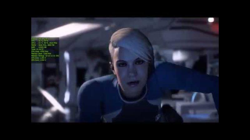 AORUS GTX 1080 Ti Waterforce Xtreme Edition - Mass Effect Andromeda