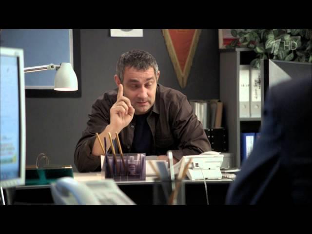 Балабол Одинокий волк Саня 10 серия 2013 Иронический детектив HDTV 1080i