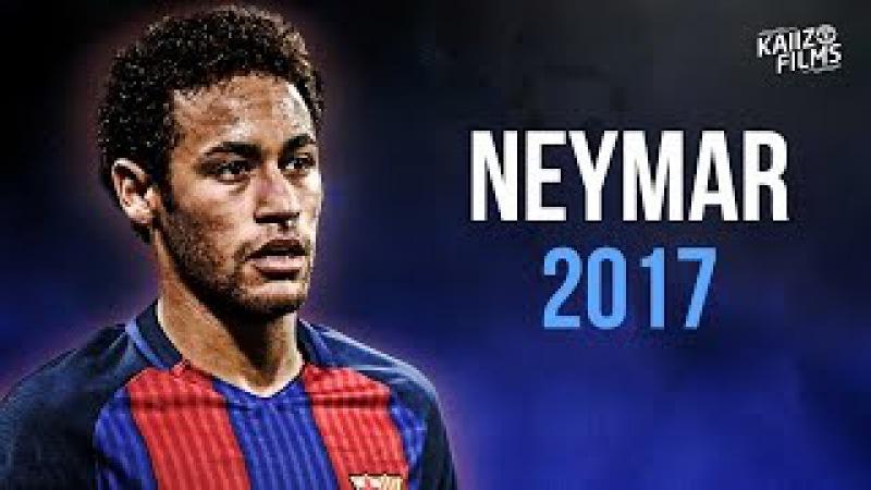 Neymar Jr - Emotional - Insane Dribbling Skills, Tricks, Passes Goals - 2017 | HD