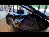 Владимир Путин сыграл на рояле в резиденции председателя КНР Си Цзинпиня