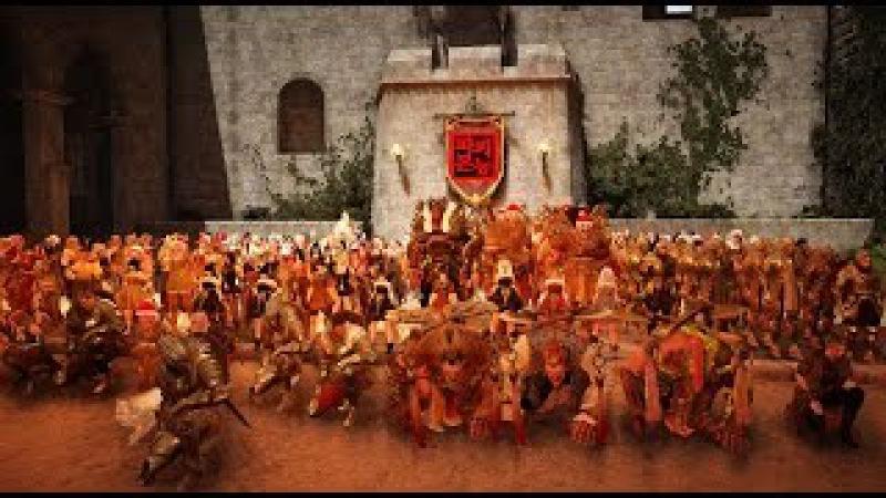 Black Desert Online Guild Battle Victory GvG 1st Siege