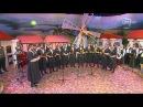 """Gruzinų folkloro kolektyvas """"Chveneburebi sugiedojo Lietuvos himną - """"Tautiška giesmė"""