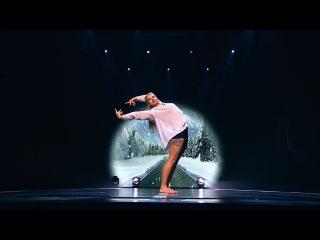 Танцы: Даша Ролик (Анжелика Варум & 5'Nizza - Весна) (сезон 3, серия 21)
