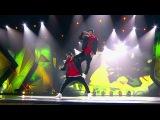 Танцы Стас Литвинов и Даян (ONYX - Slam) (сезон 3, серия 21)